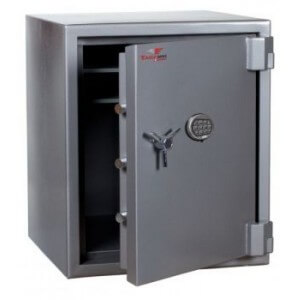 Eagle premium burglary and fire safe