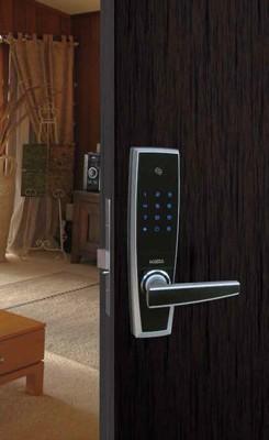 Digital Locked door, No Keys!
